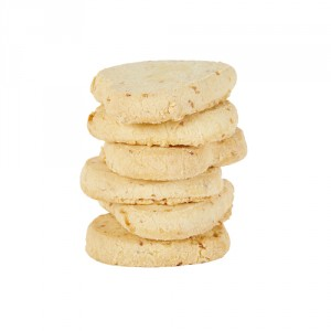 Byron Bay Cookies - Lemon & Macadamia x 6